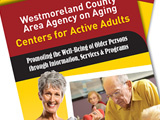 Westmoreland County Area Agency on Aging brochure & logo
